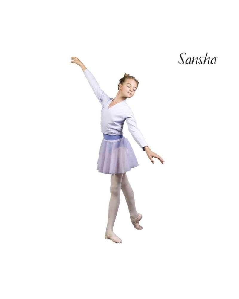 "1 2 3 metros Chicas Bailarina Danza Ballet Tutú metros 1/"" 25 mm cinta del grosgrain"